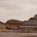 Tepees of the Painted Desert