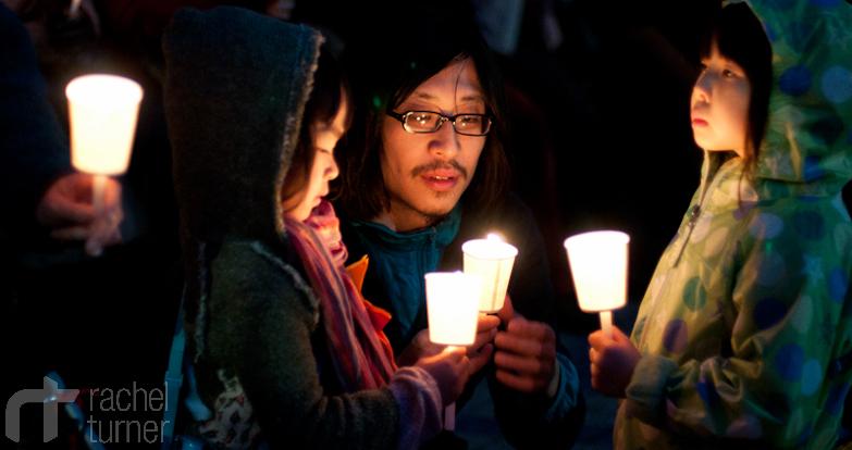 Remembering 3.11.11, Japan