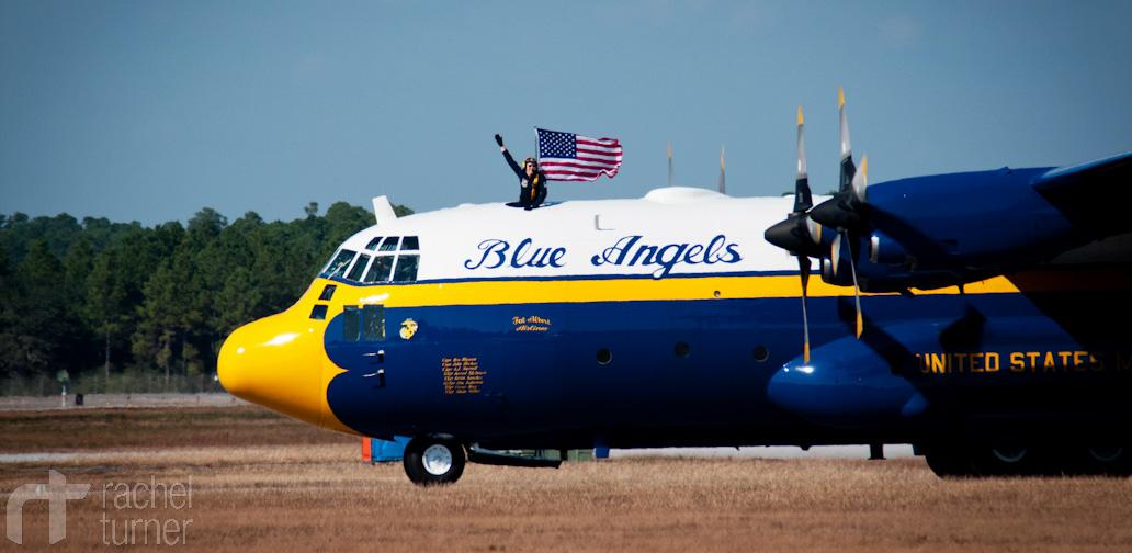 Blue Angels Airshow: Pensacola